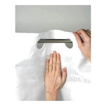 Picture of Hookless Shower Curtain - White