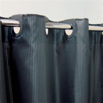 Picture of Hookless Shower Curtains - Charcoal