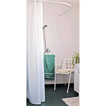 Picture of Streamline Single Weighted Curtain