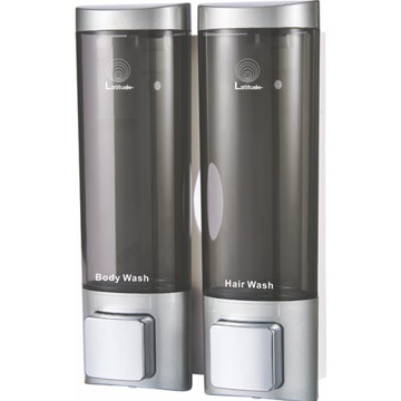 Picture of Latitude Body Wash & Hair Wash Duo Wall Dispenser