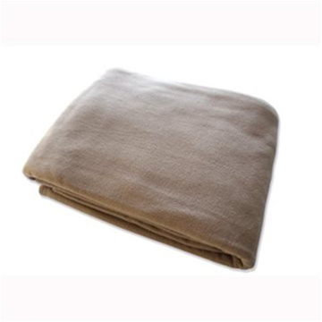Picture of Polar Fleece Blanket - Mocha