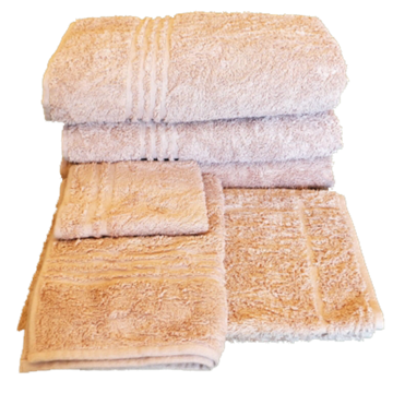 Picture of Ecoknit - Bath Towel (Cappuccino)