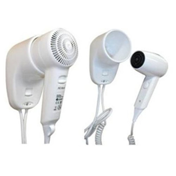 Picture of Hi-Boss Wall Mounted Hair Dryer With Plug