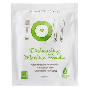 Picture of Dishwashing Machine Powder Sachet