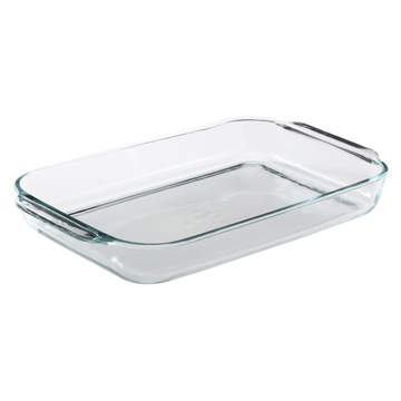 Picture of Pyrex Glass Oblong Baker 4.5L
