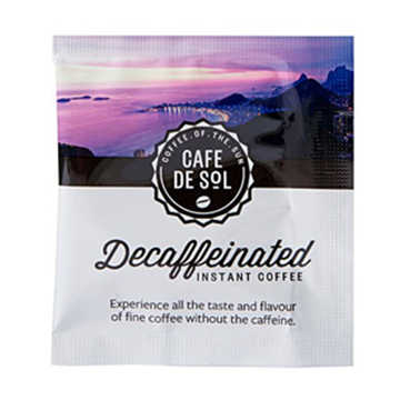 Picture of Coffee Sachet - Decaffeinated