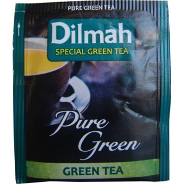 Picture of Dilmah Natural Green Tea Bags - 100