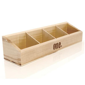 Picture of One Fair Trade - Wooden Tray Display