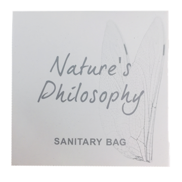 Picture of Natures Philosophy - Sanitary Bags Boxed