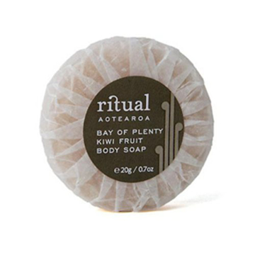 Picture of Ritual - 20gm Pleat Wrapped Soap