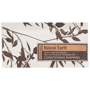 Picture of Natural Earth - Conditioning Shampoo Sachet