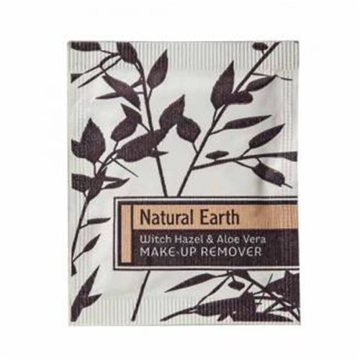 Picture of Natural Earth Make Up Remover Wipes