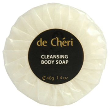 Picture of De Cheri Classic - 40gm Pleat Wrapped Soap