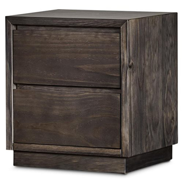 Picture of Bayview 2 Drawer Bedside Table
