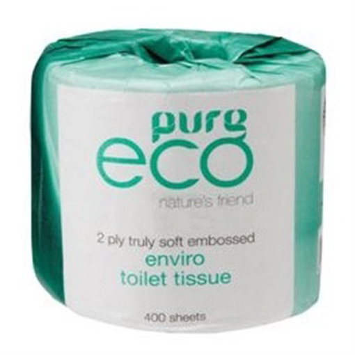 Picture of Pure Eco Recycled Toilet Tissue