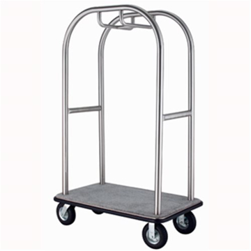 Picture of Elite Bellmans Cart - Chrome
