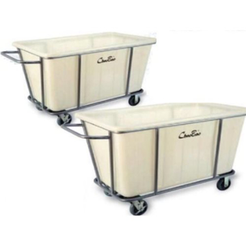 Picture of Elite Plastic Laundry Cart