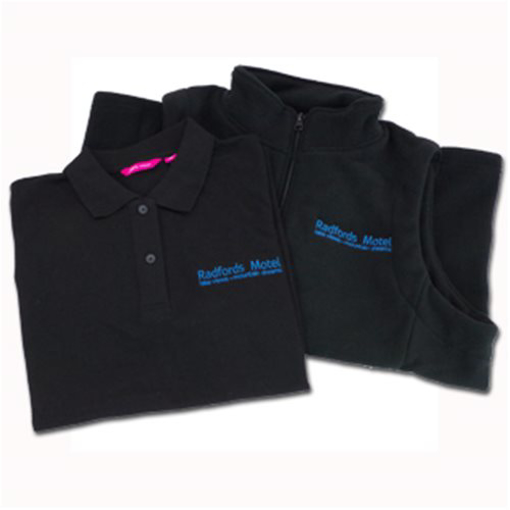 Picture of Staff Uniforms
