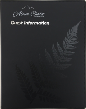 Picture of Personalised Guest Information Room Compendium