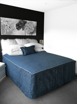 Picture of Chapeau Piped Bed Cover (3 Colours Available)