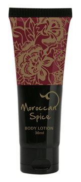 Picture of Moroccan Spice - Body Lotion Tube 30ml