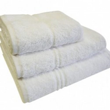 Picture of EcoKnit -  Bath Sheet (White)