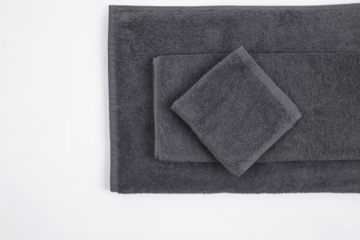 Picture of Shuttleless Commercial Towels - Charcoal