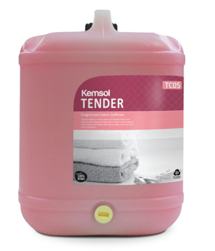 Picture of Tender Fabric Softener (20-LTR)