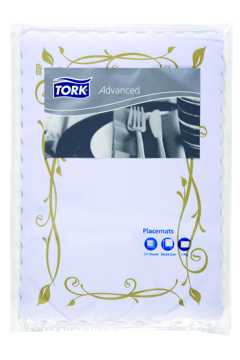 Picture of Tork Botanical Tray Mat 355 x 505mm