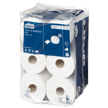 Picture of Tork SmartOne T9 Mini Toilet Tissue Roll