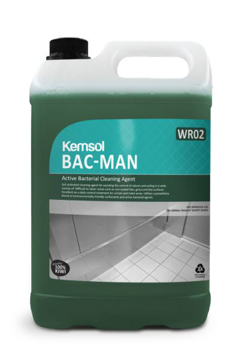 Picture of Bac-Man Cleaning Agent (5LTR)