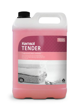 Picture of Tender Fabric Softener (5LTR)