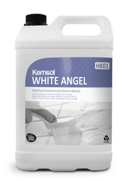 Picture of White Angel Chlorine Bleach (5LTR)