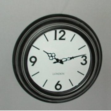Picture of Black Clock 43cm