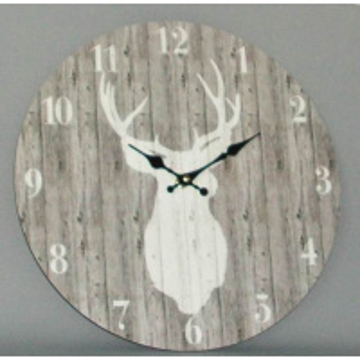 Picture of Stag Clock