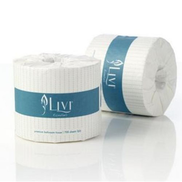 Picture of Livi Essentials 700s Toilet Tissue  - PALLET OF 24 CTNS