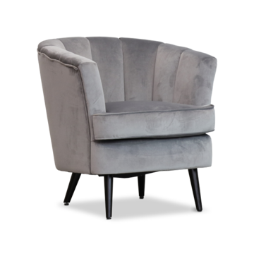 Picture of Isla Tub Chair-Grey