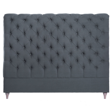 Picture of Charlotte Linen Headboard -Grey