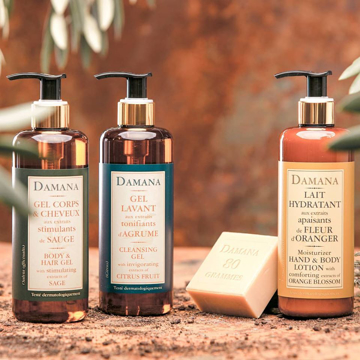 Picture of Damana 300ml Cleansing Gel