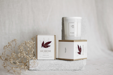 Picture of Kearose Candle - Kowhai & Sage