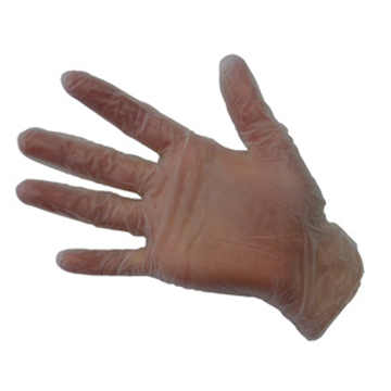 Picture of Vinyl Glove Clear (L)