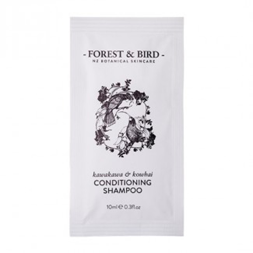 Picture of Forest & Bird Conditioning Shampoo Sachets 10ml