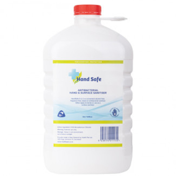 Picture of Hand Safe 5L Antibacterial Hand Sanitiser