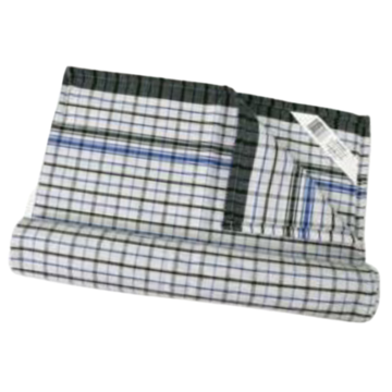 Picture of Fast Dry Tea Towel - Green & Blue