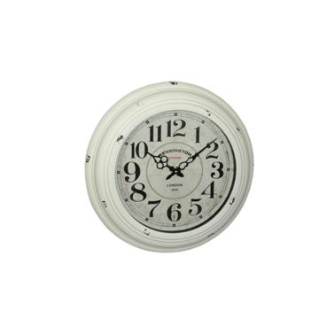 Picture of White Kensington Clock